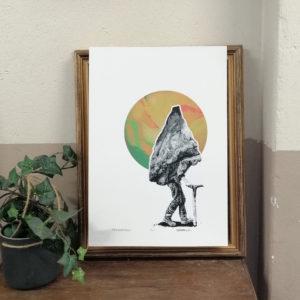 Utlistingsbilde for bilde av Rampestrekkunst